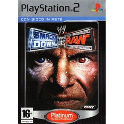 WWE SmackDown! Vs. Raw - Usato