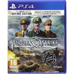Sudden Strike 4 - Usato