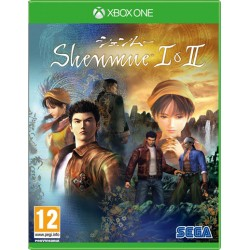 Shenmue I & II - Usato