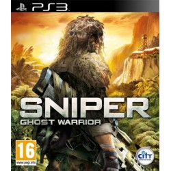 Sniper Ghost Warrior - Usato