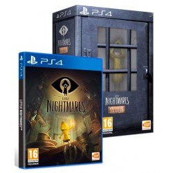 Little Nightmares Six...