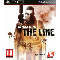 Spec Ops: The Line - Usato