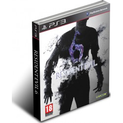 Resident Evil 6 Steel Box -...