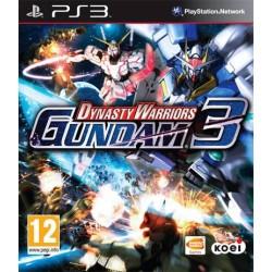 Dynasty Warriors: Gundam 3...