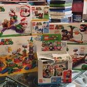 Nuovi set Lego Mario disponibili in negozio!
