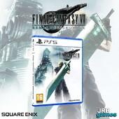 📣 Final Fantasy VII Remake arriva su PS5, il 10 Giugno 2021!  💥 Questa versione contiene anche una storia inedita con protagonista Yuffie  Prenota ora la tua copia e ricevila direttamente a casa tua SENZA SPESE DI SPEDIZIONE! 👉 https://bit.ly/2Qlnof4  Per info e ordini 👇 TEL 059650846 Whatsapp/Telegram 3518570105 E-mail info@jollyrogerbay.it  Jolly Roger Bay Videogames - Carpi (MO) 🛣 Via Monchio 6 -Carpi MO ⌚ orario continuato lun/sab 10:30 - 19:30