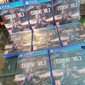 Dopo un po' di attesa, nuovamente disponibile Resident Evil 3 Remake in promo a 29.99 € 😊