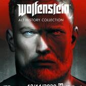 In arrivo il 13 Novembre, la colletion DEFINITIVA di tutti i Wolfenstein usciti finora! Se vi piace prendere a calci nel cu*o i nazisti (e dovrebbe... oh, se dovrebbe!) questa è la raccolta che fa per voi! 😍  Prenota ora la tua copia direttamente dal sito 👇 PS4: https://bit.ly/3m8JFaQ Xbox ONE: https://bit.ly/3oaYbQZ  Oppure passa in negozio a prenotare! Ci trovate in via Monchio 6 a Carpi (MO)  ☎ Per ordini telefonici 059654806 oppure 3518570105 SOLO WHATSAPP