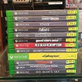 Vi siete persi qualche post dell'usato? Non preoccupatevi, ecco tutti i titoli entrati in settimana, divisi per console! Concludiamo con Xbox One!