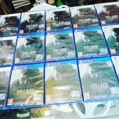 Oggi sono rientrate anche un po' di copie di supporto di Resident Evil Village, in vista del week end 😉  In vendita, prezzo 64.99 €