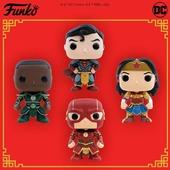 Aperti i preordini per i nuovi Funko POP! Della serie DC Imperiale Palace: Superman, The Flash, Wonder Woman e Green Lantern andranno ad affiancare quelli già usciti in precedenza.  Preordini aperti in negozio e presto anche sul sito www.jollyrogerbay.it