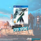 Acquista Final Fantasy VII Remake in offerta a 39,99€ per il #blackfriday2020  In negozio o direttamente dal nostro sito 👉 https://bit.ly/3ldcsKd  Scopri le altre offerte del Black Friday 👉 https://bit.ly/3qad0Vc