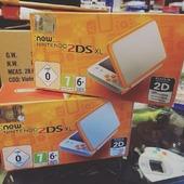 Quanto sono belli questi New Nintendo 2DS? E usati garantiti sono ancora più belli 😊  Disponibili e in vendita!