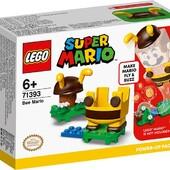 In arrivo il 1 Agosto due nuovi potenziamenti per LEGO Super Mario: Mario Ape e Mario Rana! Non lasciarteli sfuggire, prenotali ora!