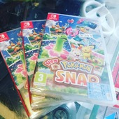Disponibile New Pokemon SNAP  Esclusiva Nintendo Switch prezzo 59.99 € 😉