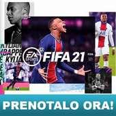 Vi ricordiamo che sono ancora aperti i preordini per Fifa 21, in uscita il 9 ottobre! ⚽️🥅🏆