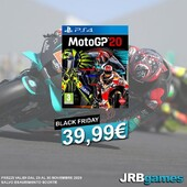 Acquista MotoGP 20 in offerta a 39,99€ per il #blackfriday2020  In negozio o direttamente dal nostro sito 👉 https://bit.ly/2KKGSHs  Scopri le altre offerte del Black Friday 👉 https://bit.ly/3qad0Vc