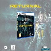 Il 30 aprile arriva Returnal, nuova esclusiva Sony creata appositamente per sfruttare le peculiarità di PS5.  Si tratta di un horror immersivo e inquietante, che sfrutterà il feedback aptico e i grilletti adattivi del nuovo controller PS5 😉  Preordini aperti!