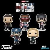 A breve aggiorneremo il nostro sito inserendo i preordini dei nuovi Funko POP! dedicati a The Falcon and the Winter Soldier, in uscita a giugno!  Se nel frattempo volete prenotarli contattateci attraverso i soliti canali: TEL 059650846 Whatsapp/Telegram 3518570105 E-mail info@jollyrogerbay.it  📦 Spedizione in tutta Italia con Corriere Espresso.  Jolly Roger Bay Videogames - Carpi (MO) 🛣 Via Monchio 6 -Carpi MO ⌚ orario continuato lun/sab 10:30 - 19:30  #funkopop #thefalconandthewintersoldier #falcon #wintersoldier #sharoncarter #johnwalker #usagent #captainamerica #capitanamerica #marvel #preordini #preorder #jrbgames