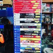 Ecco tutto l'usato rientrato oggi 😉   Switch, PS5 e PS4 😉
