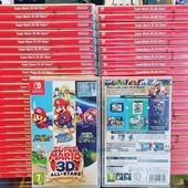 Super Mario 3D All Stars disponibile 😉  Prezzo 59.99 €