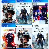 In promo, ultimo pezzo rimasto per ciascuno di questi titoli ^^  COD Cold War PS5 e PS4: 59,99 € (anziché 79,99 e 69,99 €) Assassin's Creed Valhalla PS5 e PS4 44,99 € (anziché 69,99 €) Fifa 21 PS4 (aggiornamento gratuito PS5): 29,99 € (anziché 69,99 €) Star Wars Squadrons PS4 24,99 € (anziché 39,99 €)  Per info e ordini: TEL 059650846 Whatsapp/Telegram 3518570105 E-mail info@jollyrogerbay.it  📦 Spedizione GRATUITA (per ordini di almeno 49,95 €) in tutta Italia con Corriere Espresso, garantita entro il Day One Jolly Roger Bay Videogames - Carpi (MO)  CONSEGNE A DOMICILIO GRATUITE SEMPRE SU CARPI, MODENA, FORMIGINE E ZONE LIMITROFE  🛣 Via Monchio 6 -Carpi MO ⌚ orario continuato lun/sab 10:30 - 19:30