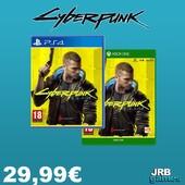 📣 L'acclamato Cyberpunk 2077 da oggi ad un prezzo INCREDIBILE  ✂ 29,99€  Ordina ora la tua copia 👇 PS4 https://bit.ly/2RgjSDf Xbox ONE https://bit.ly/39UucY0