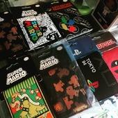 Arrivati oggi questi bellissimi portafogli a tema gaming 😊  Prezzo 19.99 € cad.