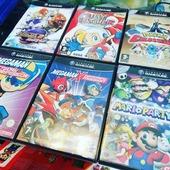 Oggi è rientrata anche qualche bella chicca Nintendo GameCube 😉  Ed è subito primavera 2003 😜