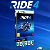 🏍 Ride 4, disponibile su PS5 da oggi ad un prezzo SPECIALE!  Ordina ora la tua copia 👉 https://bit.ly/2Q9nRkP  Per info e ordini: TEL 059650846 Whatsapp/Telegram 3518570105 E-mail info@jollyrogerbay.it  📦 Spedizione in tutta Italia con Corriere Espresso.  Jolly Roger Bay Videogames - Carpi (MO) 🛣 Via Monchio 6 -Carpi MO ⌚ orario continuato lun/sab 10:30 - 19:30