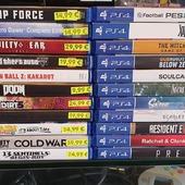Vi siete persi qualche post dell'usato? Non preoccupatevi, ecco tutti i titoli entrati in settimana, divisi per console! Cominciamo con PS4.