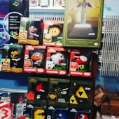 Lampade, lampade e ancora lampade USB 😀 Zelda, Mario, Crash Bandicoot e PAC MAN 😉